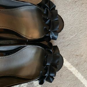 Fergalicious Shoes - Fergalicious Black High heels sz 8